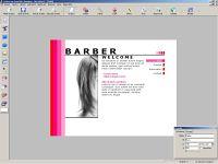 CoffeeCup VisualSite Designer - větší obrázek z programu