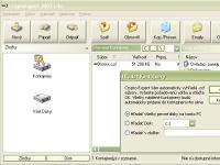 CryptoExpert 2007 - větší obrázek z programu