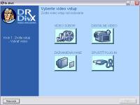 Dr. DivX - větší obrázek z programu