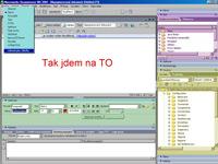 Dreamweaver MX 2004 - větší obrázek z programu