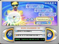 DVD-Cloner III - větší obrázek z programu