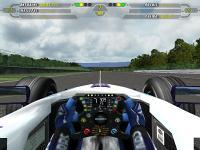 F1 Challenge 2007 - větší obrázek ze hry