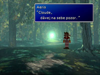 Final Fantasy VII - větší obrázek z programu