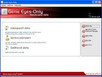 Genie Eyes-Only - větší obrázek z programu