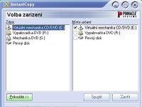 Instant Copy - větší obrázek z programu