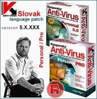 Kaspersky Anti-Virus 5.X.XXX SK
