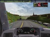 King of the Road - větší obrázek ze hry
