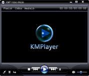 KMP Player - větší obrázek z programu