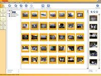 Kodak EasyShare - větší obrázek z programu