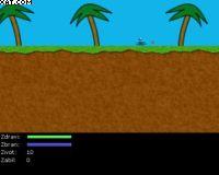 Liero Extreme - větší obrázek ze hry