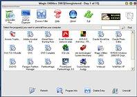 Magic Utilities 2003 - větší obrázek z programu