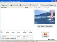 McFunSoft DVD Creator - větší obrázek z programu
