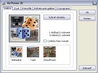 My Pictures 3D - větší obrázek z programu