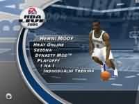 NBA Live 2004 - větší obrázek ze hry