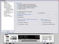 Nero Media Player - větší obrázek z programu