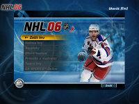 NHL 06 - větší obrázek ze hry