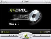 Nvidia NVDVD - větší obrázek z programu