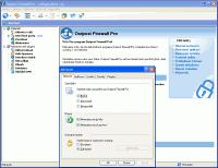 Outpost Firewall Pro - větší obrázek z programu