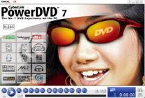 PowerDVD 7.0 - větší obrázek z programu
