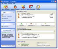 PPTminimizer - větší obrázek z programu