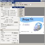 Print Pilot - větší obrázek z programu