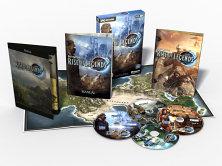 Rise of Nations: Rise of Legends - větší obrázek kompletního balení sběratelské verze hry