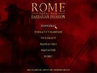 Rome: Total War - Barbarian Invasion - větší obrázek ze hry