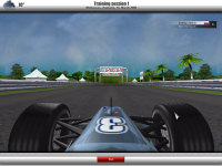 RTL Racing Team Manager - větší obrázek ze hry