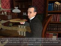 Sherlock Holmes: Procitnutí - větší obrázek ze hry
