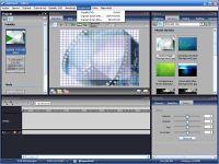 Sonic DVDit - větší obrázek z programu