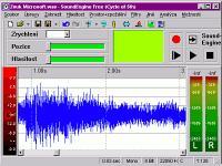 SoundEngine Free - větší obrázek z programu není k dispozici
