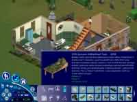 The Sims - větší obrázek ze hry