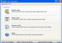 UHARC GUI 3.06 - větší obrázek z programu