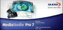 Ulead MediaStudio 7