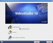 Ulead Video Studio 10 - větší obrázek z programu