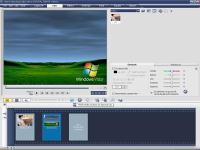 Ulead Video Studio 11 - větší obrázek z programu
