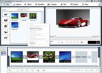 Video Editor - větší obrázek z programu