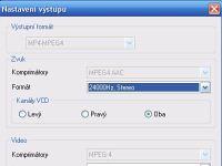 Video X Converter - větší obrázek z programu