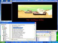 WinUAE - větší obrázek z programu