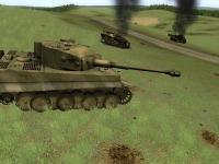 WWII Battle Tanks: T-34 vs. Tiger - větší obrázek ze hry