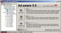 AD-Aware - větší obrázek z programu