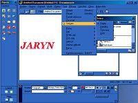 Macromedia Dreamweaver 4.0 - větší obrázek z programu