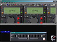 MixVibes Pro - větší obrázek z programu