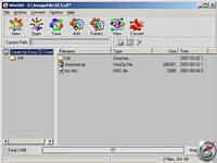 WinISO 5.1 - větší obrázek z programu