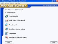 Ashampoo MP3 AudioCenter - větší obrázek z programu