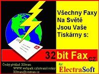 32Bit Fax 9.08 - větší obrázek