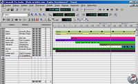 Cakewalk Pro Audio  - větší obrázek z programu