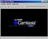 Camtasia Player - větší obrázek z programu