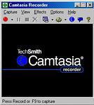 Camtasia Recorder - větší obrázek z programu