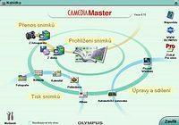 CAMEDIA Master - větší obrázek z programu